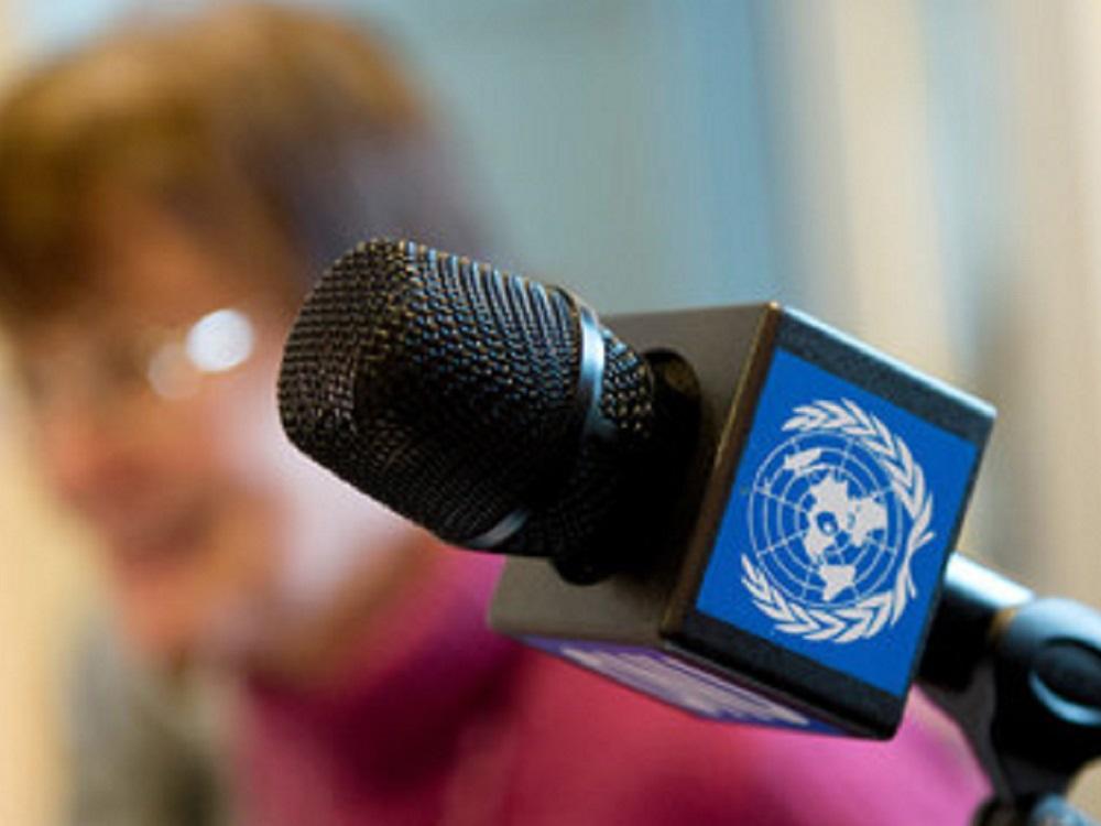 Guterres pide la liberación de todos los periodistas detenidos por ejercer su trabajo