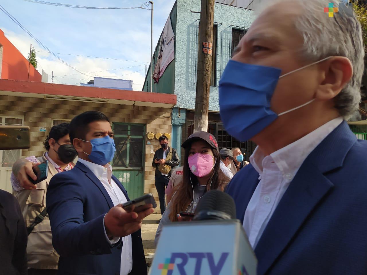 Nuevo relleno sanitario de Xalapa entrará en funciones para marzo de 2021