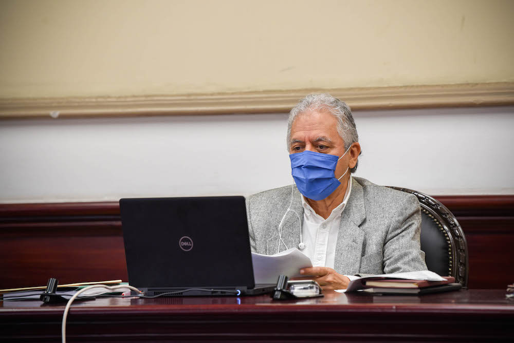 Cambio de semáforo epidemiológico no significa relajar medidas sanitarias: alcalde de Xalapa