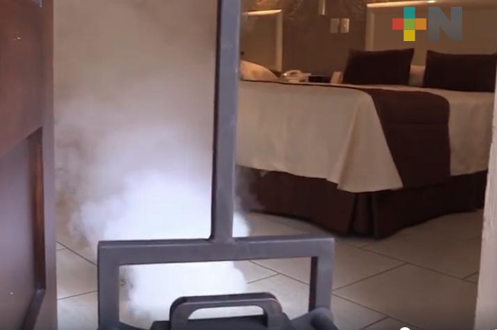 Supervisan cumplimiento de normas de salud en hoteles y restaurantes de Córdoba