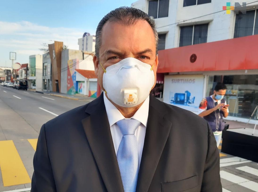 Positivo que Boca del Río permanezca en color naranja del semáforo epidemiológico