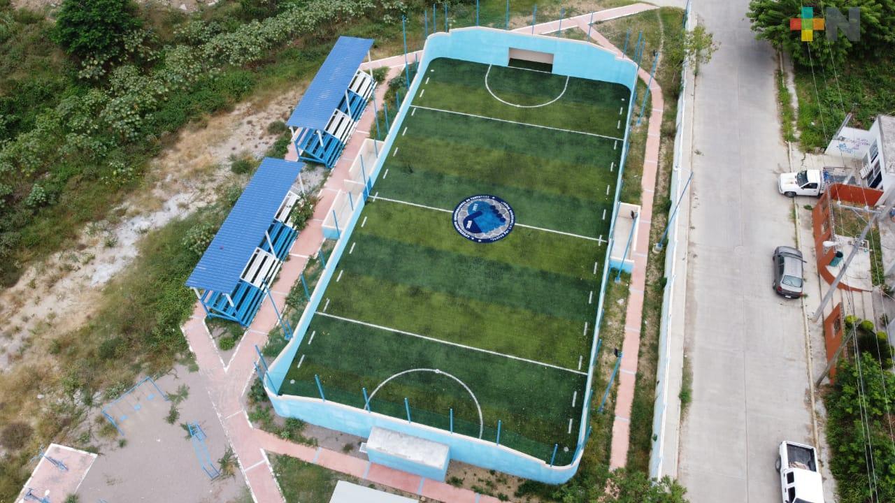 Aún debe evitarse actividad en áreas deportivas, advierten autoridades de Tantoyuca