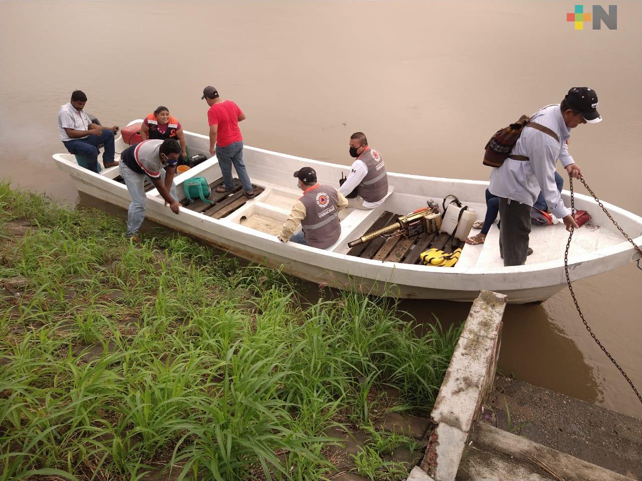 Solicita Veracruz Declaratoria de Emergencia para 7 municipios