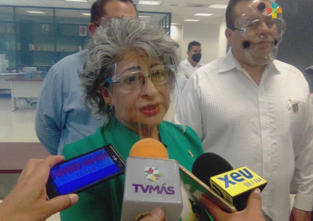 Se atenderán quejas contra jueces: Sofía Martínez