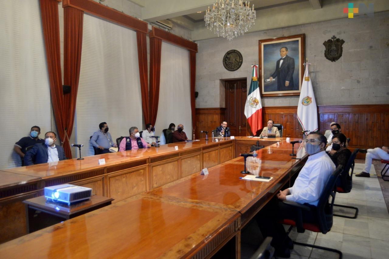 A finales de octubre, SEFIPLAN enviará a la LXV Legislatura reestructuración de la deuda bursátil de municipios