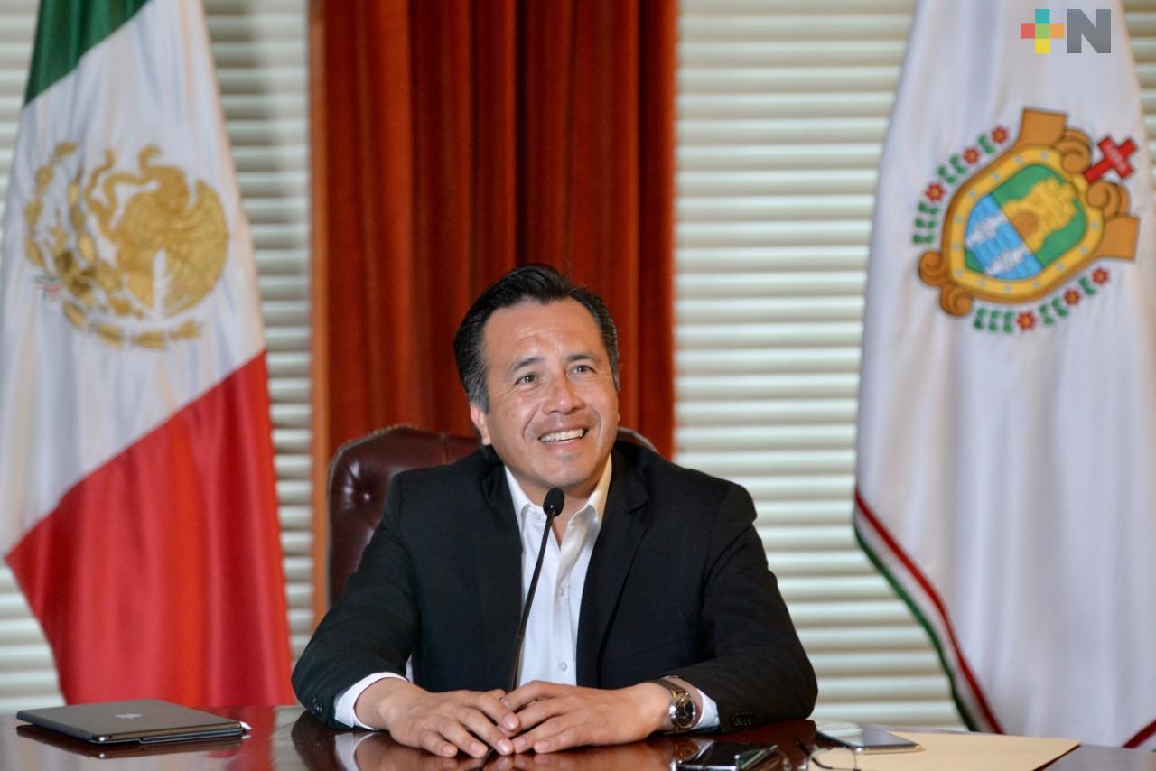 Veracruz, referente nacional en la innovación de actividades turísticas: gobernador Cuitláhuac García