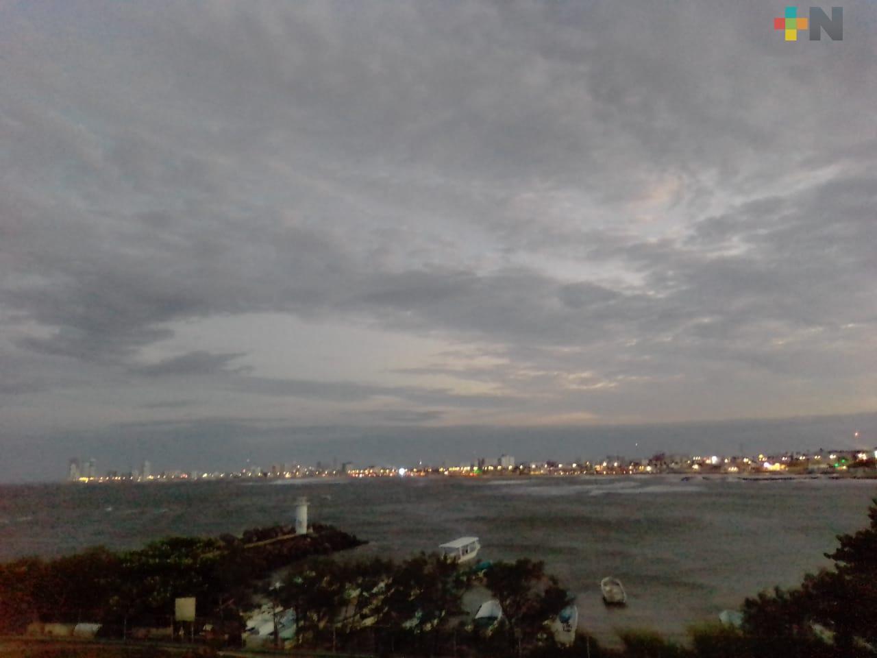 Disminuirá intensidad de viento en Veracruz-Boca del Río, pronostica Conagua