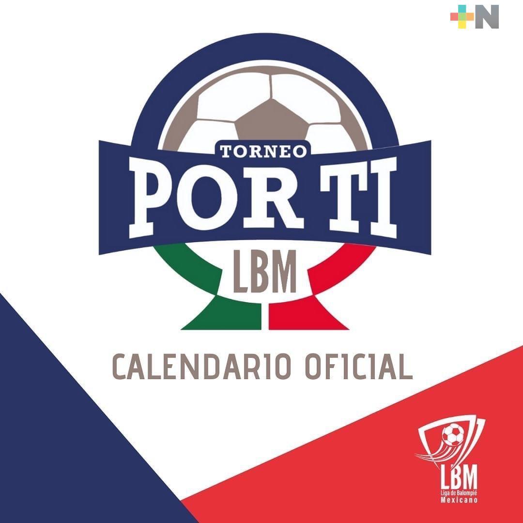 """Definen juegos de pretemporada Torneo """"Por ti"""" LBM"""