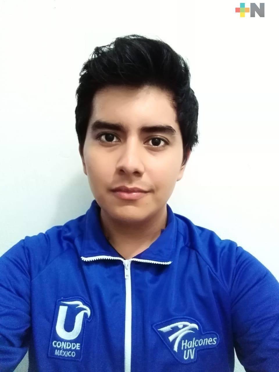 Gerardo Hernández, ajedrecista de la UV sobresale a nivel internacional