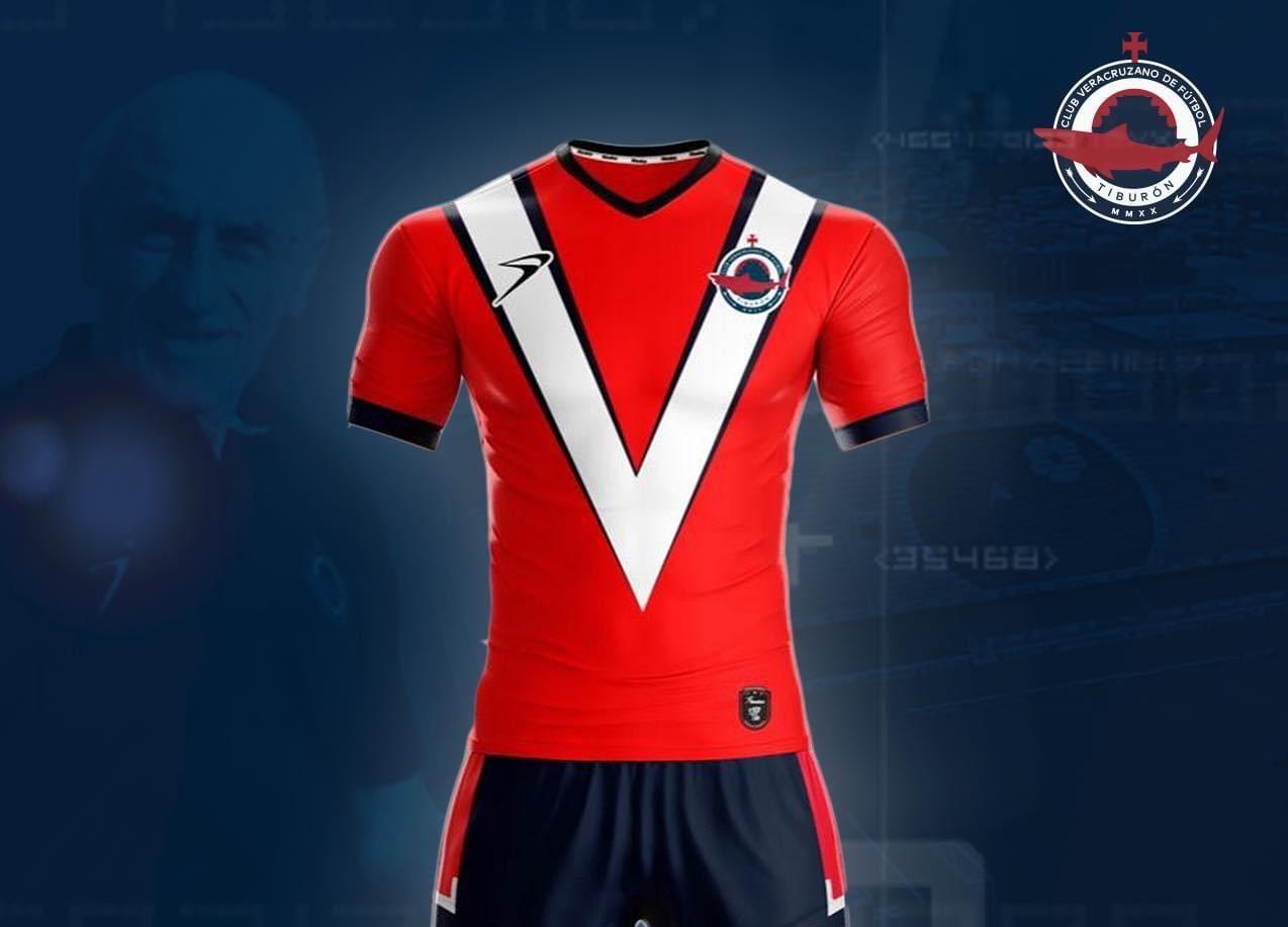 CVF Tiburón anunció su uniforme de local