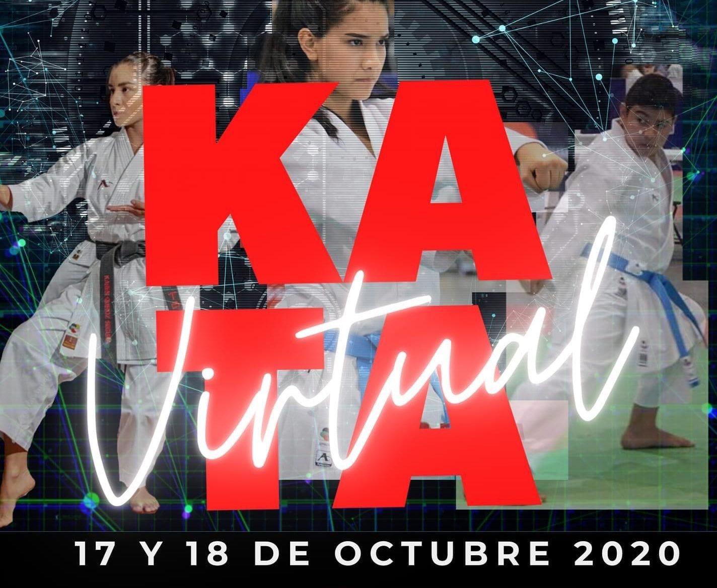 Asociación Estatal de Karate convoca a Torneo Virtual de Katas
