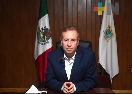 Conmemoración de la Independencia de México es motivo de exhorto y aliento para ciudadanos de Perote: Alcalde