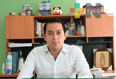 DIF Perote reconoce a personal de salud; está cerca el regreso a nueva normalidad