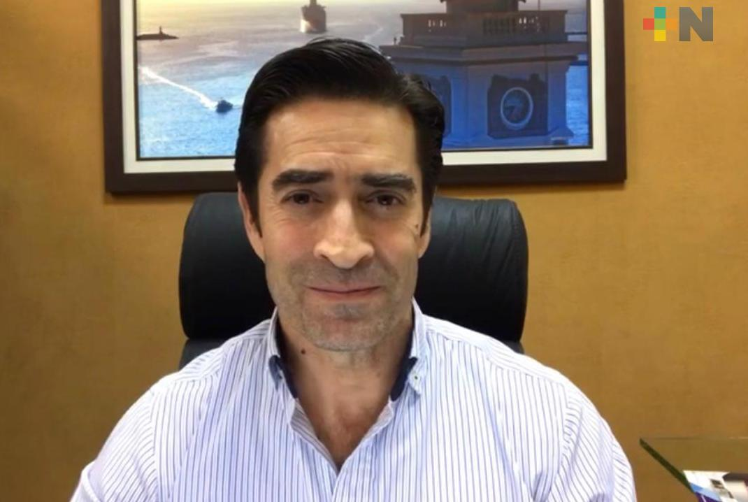 Agentes Aduanales de Veracruz trabajarán de manera coordinada con nuevo director de Apiver