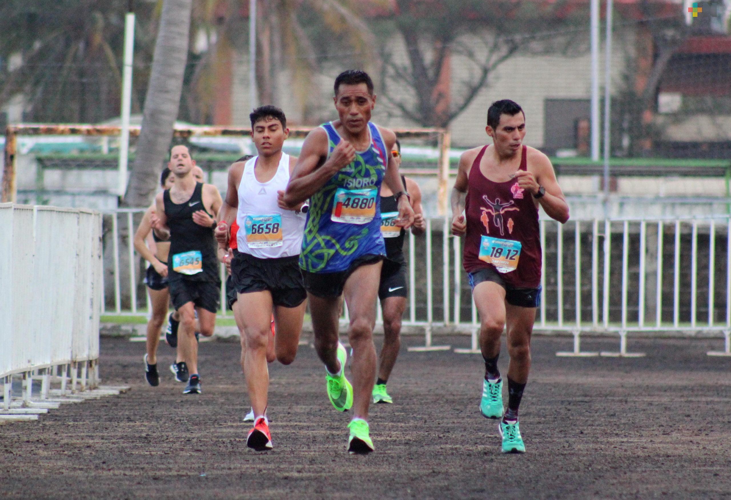 Posponen edición #17 del Medio Maratón Puerto de Veracruz