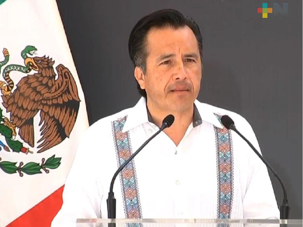 Ningún municipio del estado de Veracruz se encuentra en color rojo del semáforo epidemiológico: CGJ