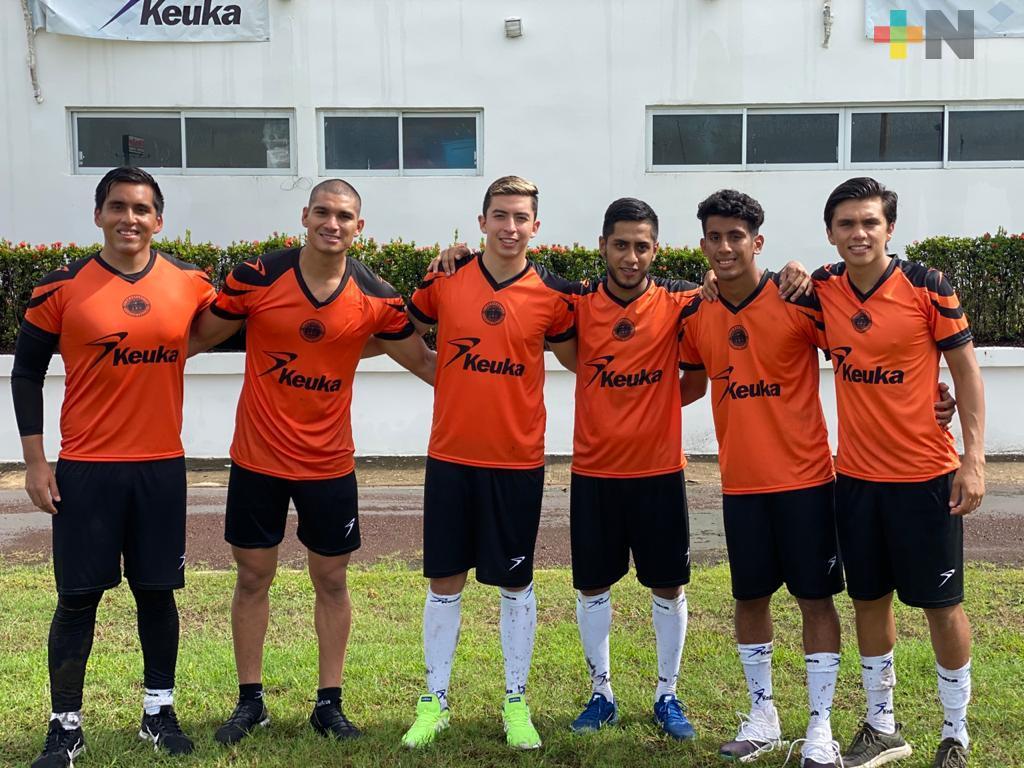 Club Deportivo Atlético Veracruz comenzó la pretemporada