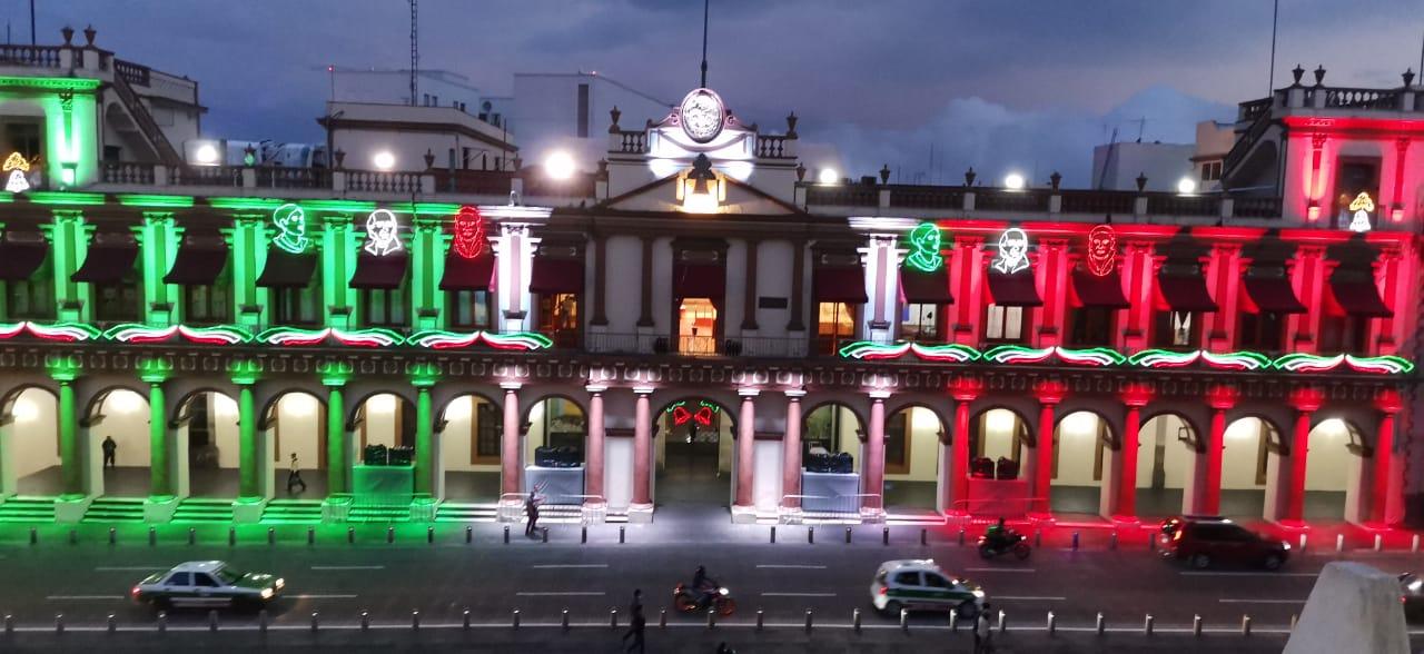 Palacio de Gobierno, en Xalapa