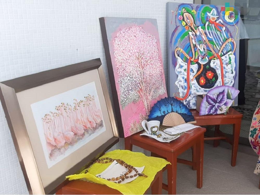Más de 30 obras de arte subastarán a beneficio de Hospitales Covid de la ciudad de Veracruz