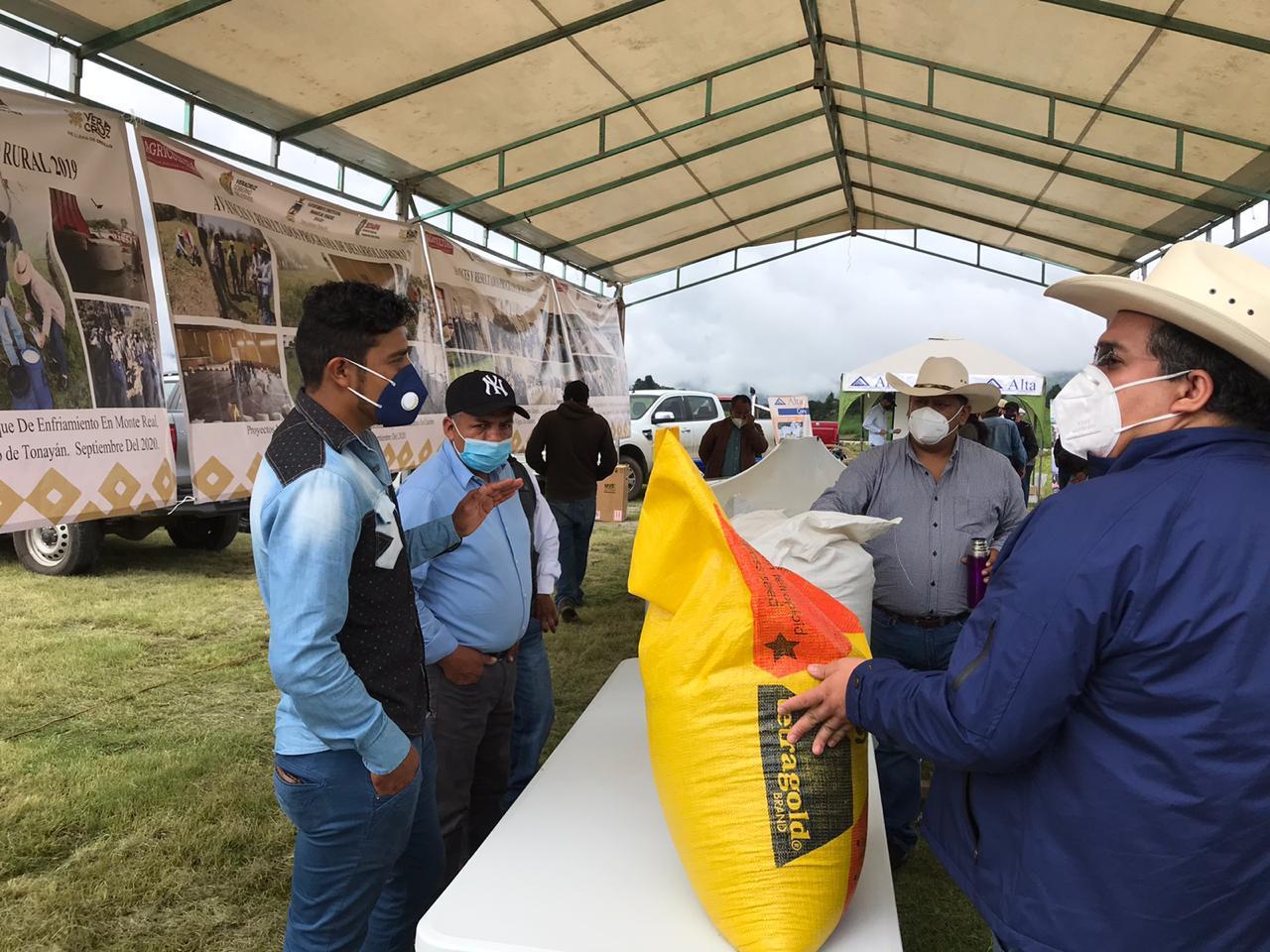 Entrega Sedarpa apoyos por 14 mdp a productores de Cuenca Lechera Sur-Sureste de la entidad
