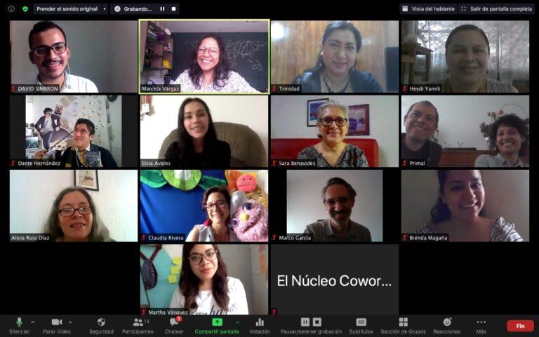 Concluye Seminario Digital de Emprendimiento Cultural y Creativo del IVEC