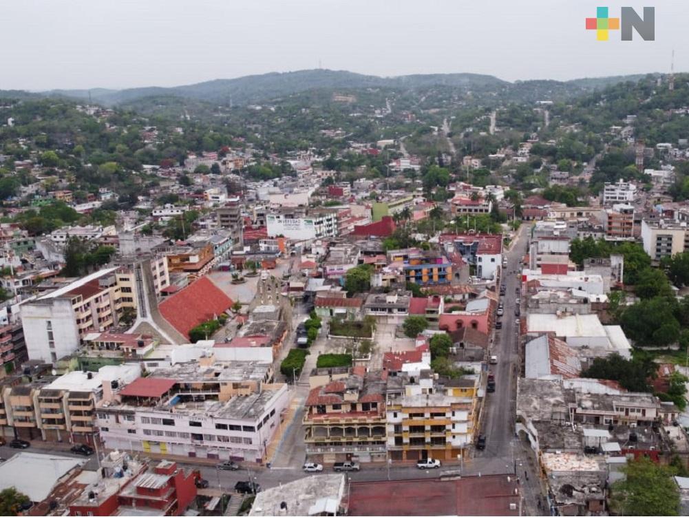 Sedesol mantiene actividad en municipios del norte de Veracruz