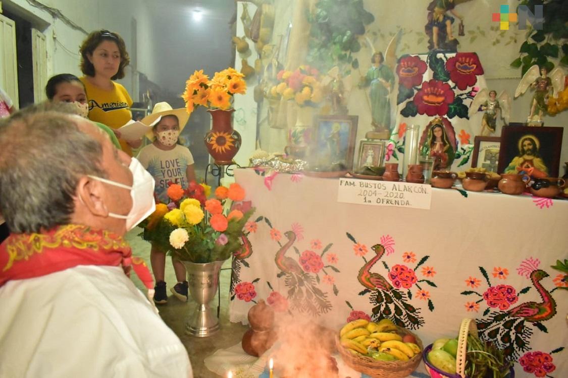 Tantoyuca mantiene la tradición de los rituales