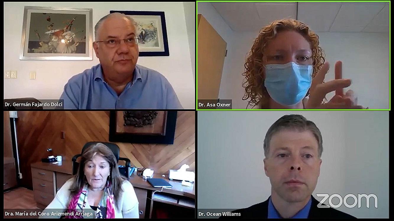 Telemedicina, alternativa para estudiantes y residentes durante la pandemia