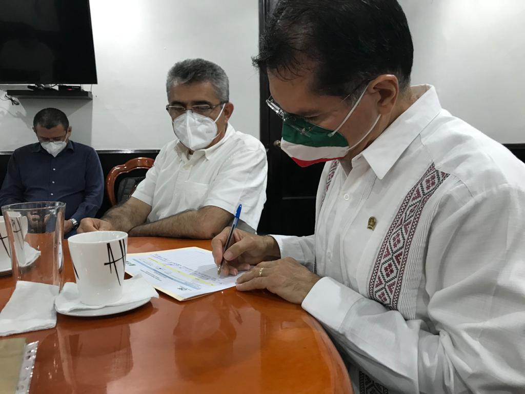CMAS Coatzacoalcos y CFE llegan a acuerdo: se reanudará suministro de agua potable