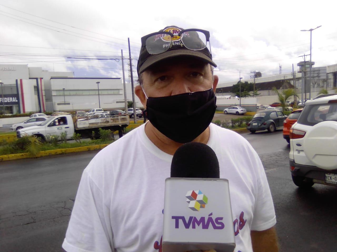 96 veracruzanos han muerto en el extranjero por coronavirus: Enrique Escalante