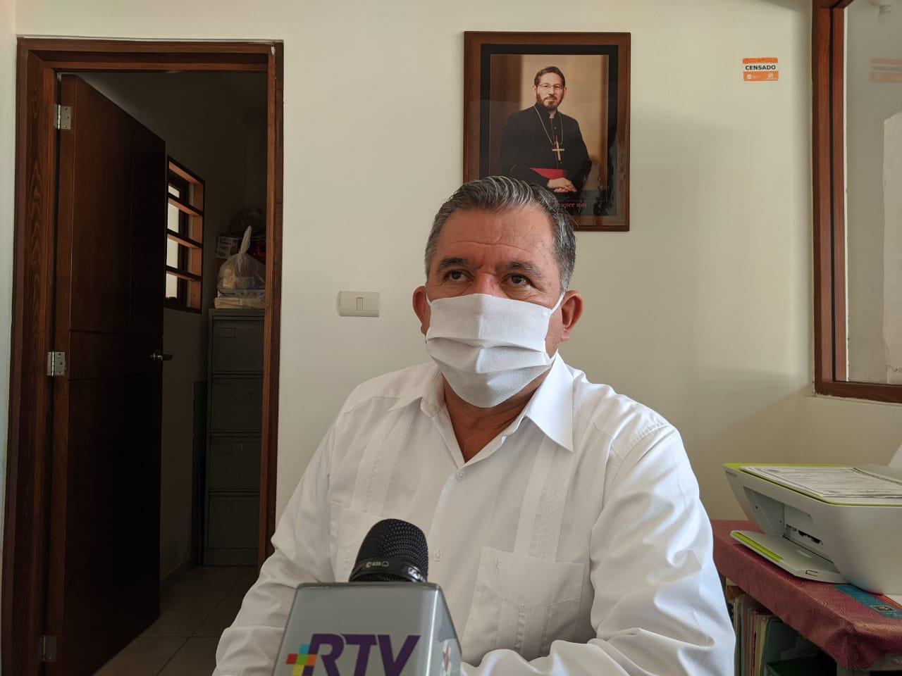 Iglesia católica abrió las Escuelas de Perdón y Reconciliación: Suazo Reyes