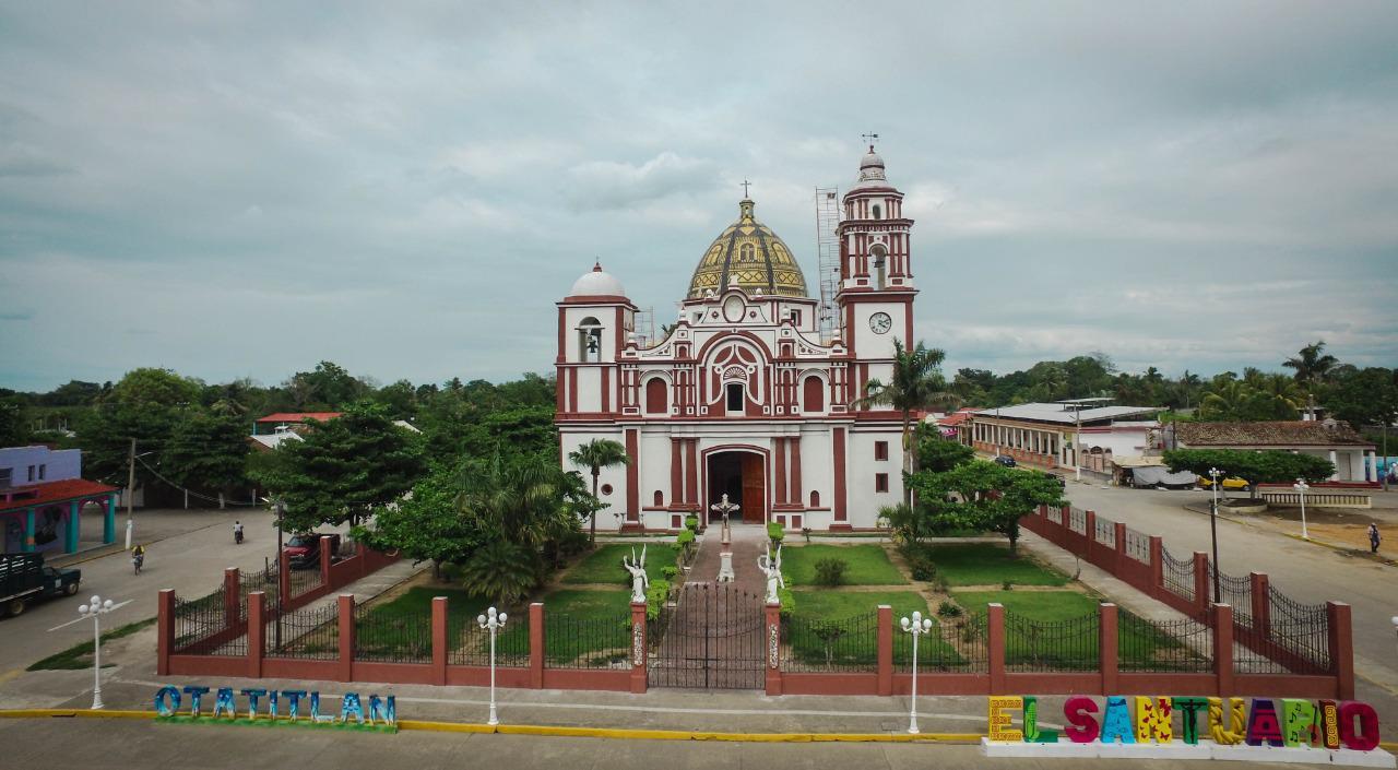 El 14 de septiembre recorrerá Cristo Negro municipios de la cuenca del Papaloapan