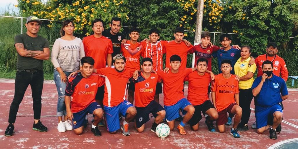 Deportivo Peñalba se integró a la Liga de Desarrollo Oropeza