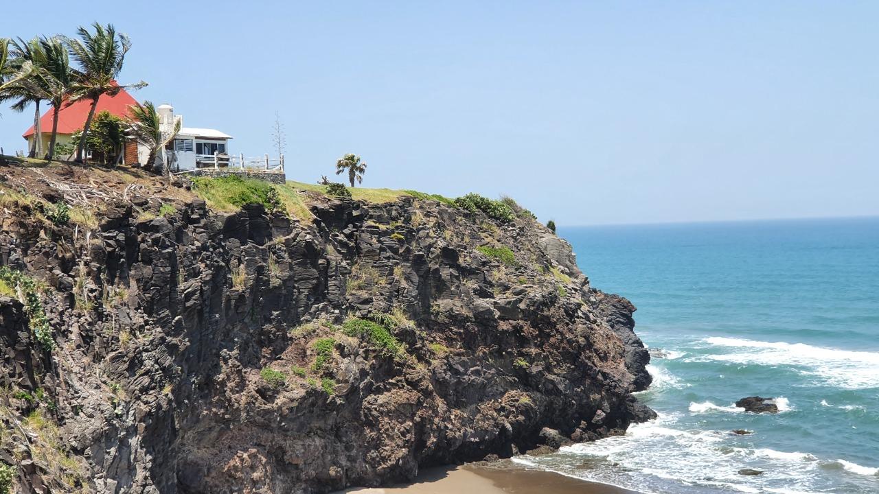 Boca Andrea, municipio de Alto Lucero