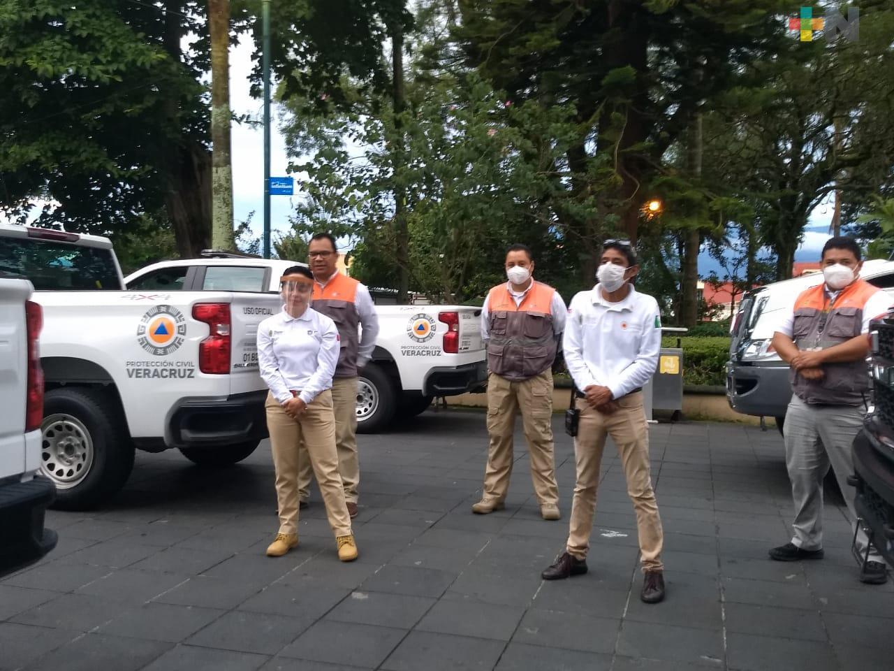 Encabezó Gobernador de Veracruz el Día de la Protección Civil