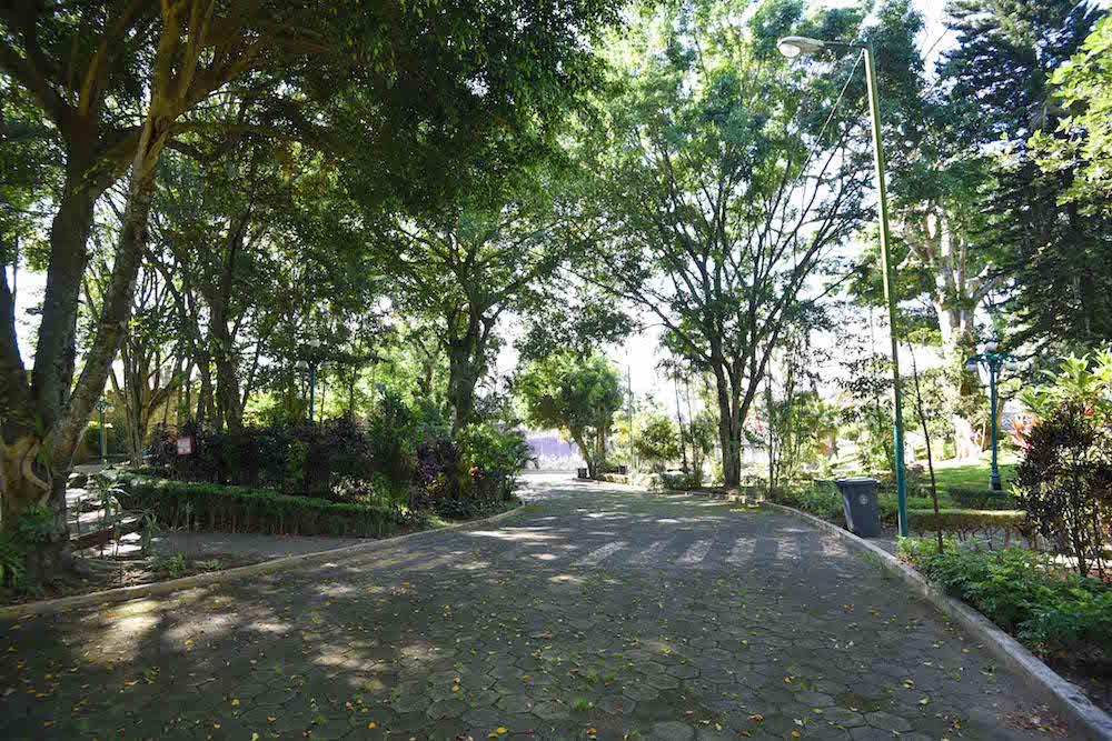 Este viernes, reapertura responsable de parques en Xalapa
