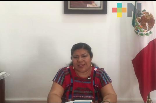 Mujeres indígenas desempeñan importante rol en la sociedad