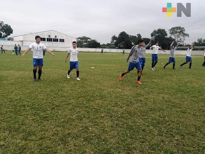 Conejos de Tuxpan prepara debut en Tercera División
