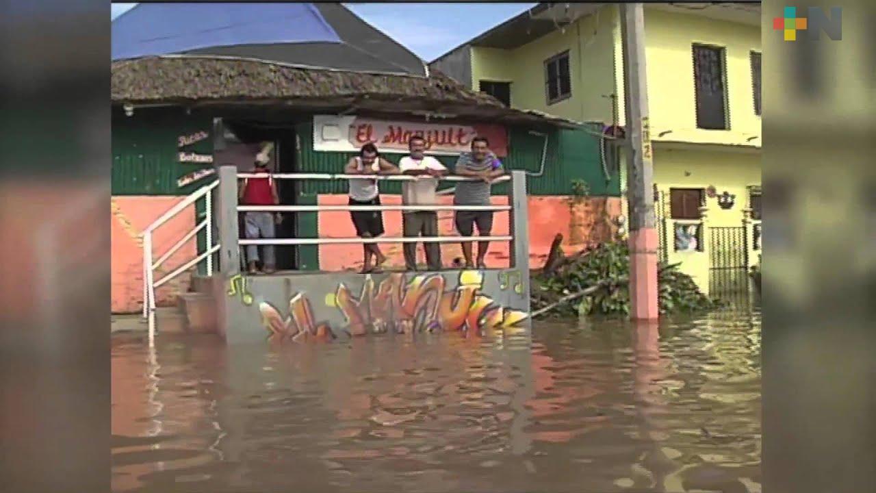 La Antigua, a 10 años del impacto del huracán Karl