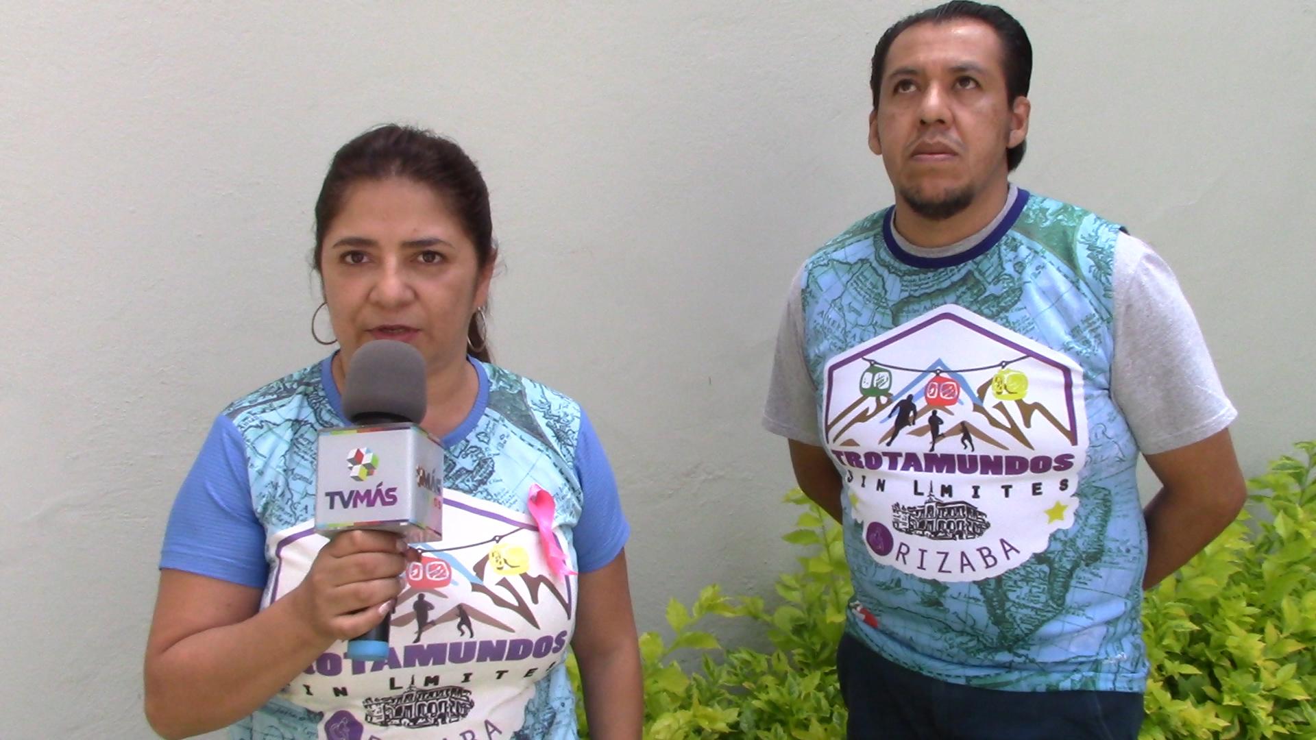 El Club Trotamundos sin límites, en espera de realizar su carrera para discapacitados