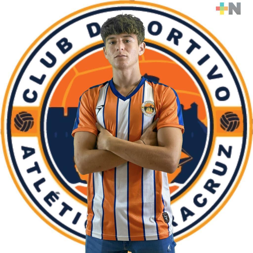 Adrián Sanguino refuerzo español para el Atlético Veracruz