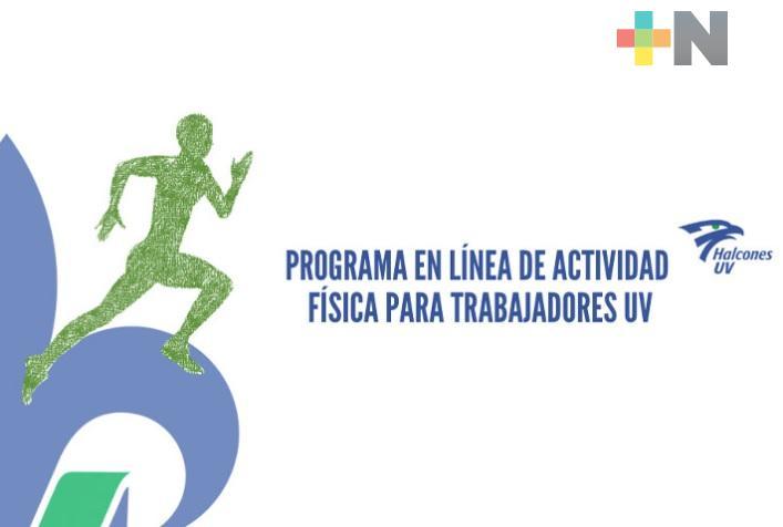 """Universidad Veracruzana mantiene """"Programa en Línea de Actividad Física"""""""