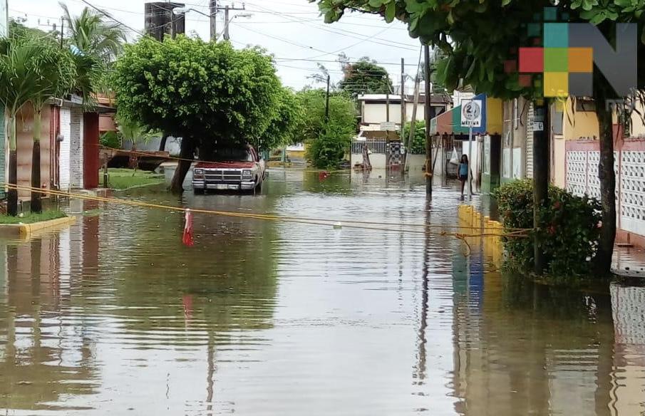 Afectaciones en 9 municipios veracruzanos por lluvia y norte del Frente Frío 9