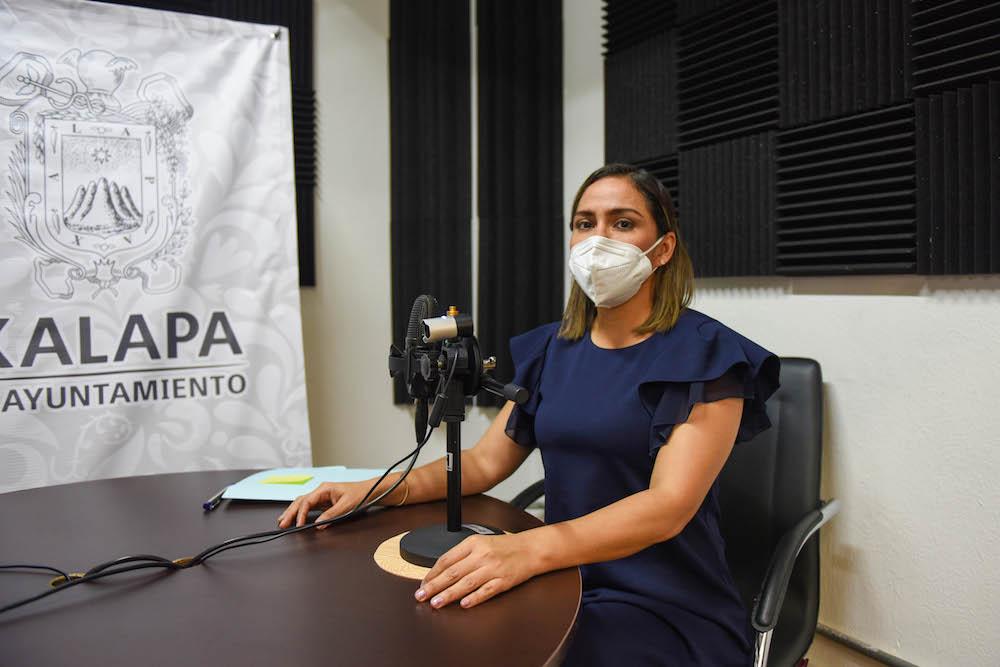 Pensión alimenticia, tema de asesorías jurídicas del Ayuntamiento de Xalapa
