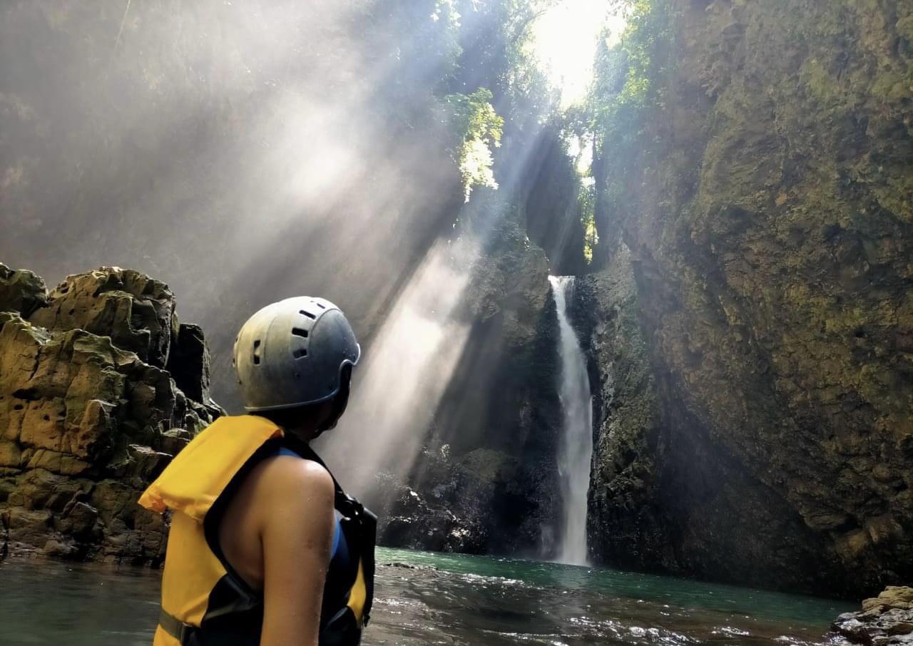 Tlapacoyan: cascada El Encanto