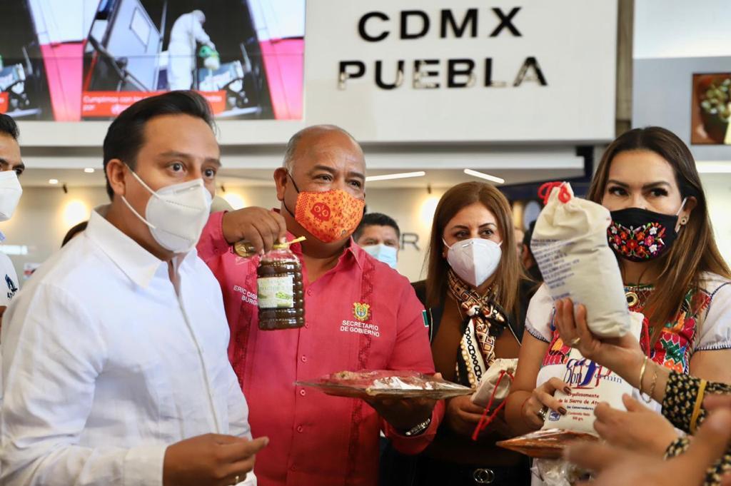 Alcaldesa del PRD agradece a Secretario de Gobierno por sumar a municipios al Orgullo Veracruzano