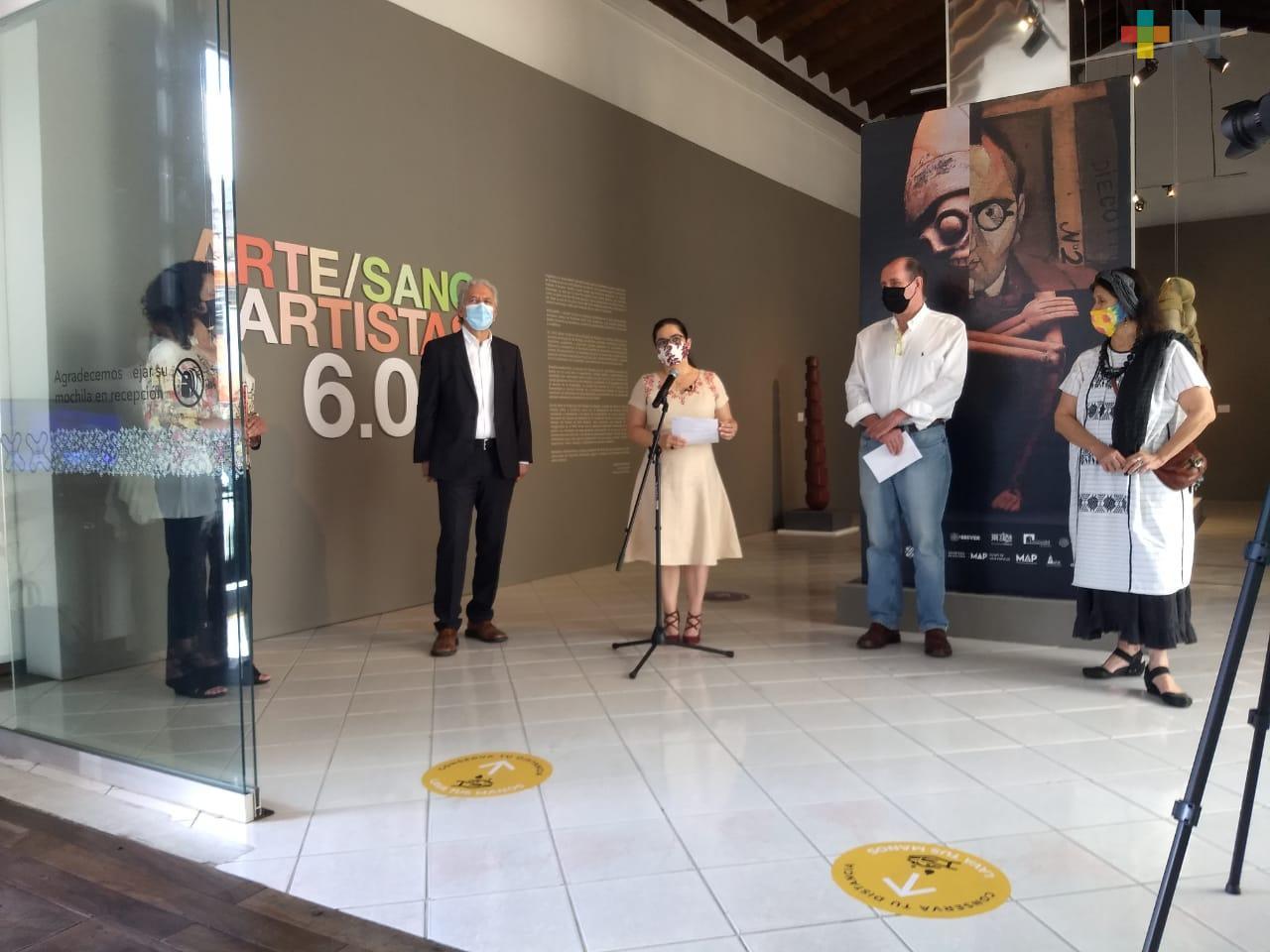 Exposiciones presenciales en galerías y recintos del IVEC están de vuelta