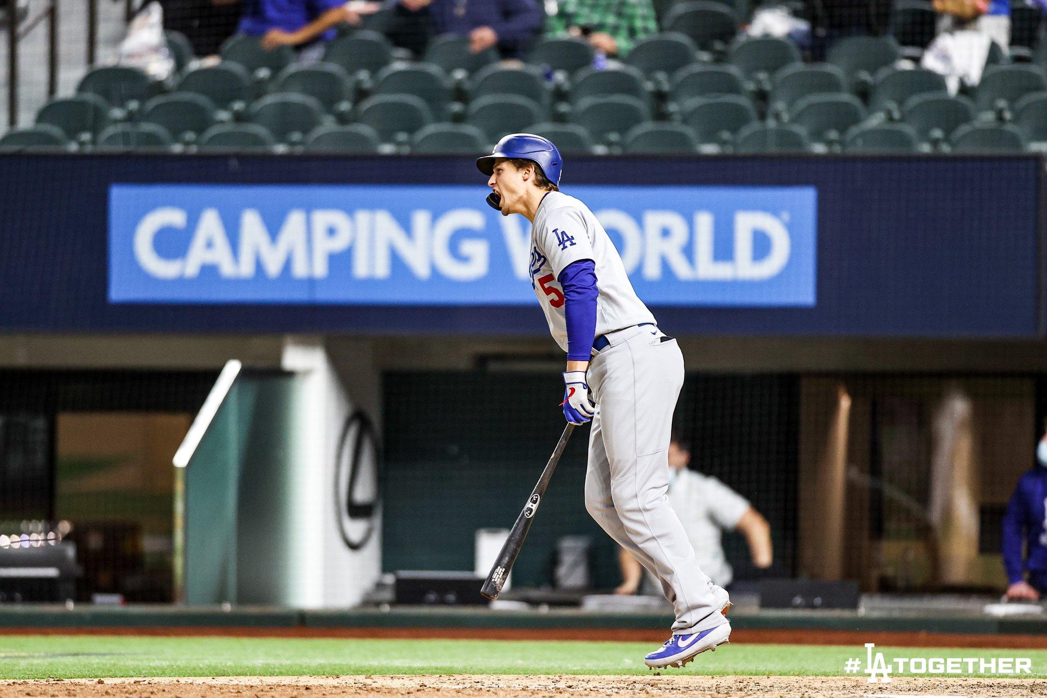 Dodgers vive, derrotó 7-3 a Bravos de Atlanta