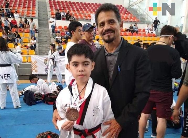 Brindarán capacitación integral a entrenadores veracruzanos de taekwondo