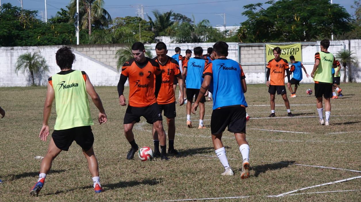 Atlético Veracruz afina detalles para debutar en casa